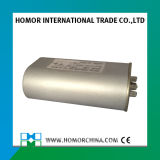 Capacitor de alumínio Running Cbb65 do fio 20wv do motor