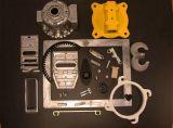 L'OEM de fournisseur de la Chine partie l'acier de GV Certifacate de Wth estampant les pièces galvanisées, Cr3 galvanisé
