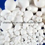 El 90% 99% de cerámica alúmina anillos Raschig desde el fabricante