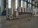 小型ビール醸造するか、またはマイクロの醸造するか、または自家製のものビール装置