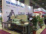 Guillotine hydraulique simple automatique de Computeried (SQZ-137CT kilolitres)
