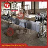 Bulle d'acier inoxydable précuisant la machine de nettoyage pour des fruits et légumes