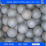 As esferas de aço forjado Esferas de moagem