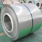 2b terminer 201 bobine en acier inoxydable avec film PVC