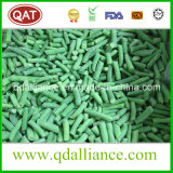 Haricots verts congelés par qualité