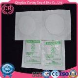 Pista oval del ojo del algodón suave disponible