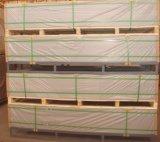 堅い白PVCプラスチックシートの堅いプラスチック非透過シート