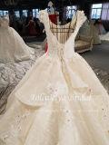 Шарик Aolanes платье иллюзию втулки с свадебные платья111325
