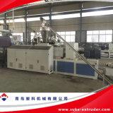Fiche de marbre en PVC/Conseil de la machinerie de mobilier d'Extrusion