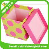 Caja de papel de empaquetado de papel creativa de los cosméticos (SLF-PB005)