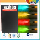 Rivestimento nero opaco della polvere del blocco per grafici della bici di protezione UV ottimale di prezzi