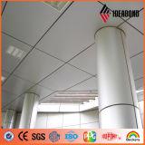 Certificat ISO RoHS panneau composite aluminium