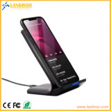 Rápido de la fábrica China cargador inalámbrico para teléfonos móviles CE, FCC, RoHS aprobado