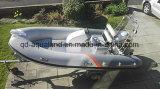Aqualand 14feet 4.2m 늑골 팽창식 배 또는 어업 모터 배 (RIB420A)