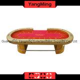금 LED 택사스 부지깽이 카지노 테이블 (YM-TB015)