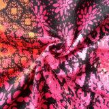 Poly/par Spandex estampé tissu pour le Jersey