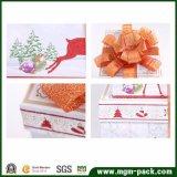 Heißer Verkaufs-kundenspezifischer preiswerter Pappe-Weihnachtsgeschenk-Kasten