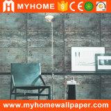 2016 Nuevo Wallpaper Wallcovering de madera para la decoración del hogar