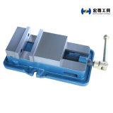 角度の旋回装置ベースが付いている堅い肯定的なロックの製粉の万力