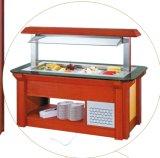 Salada de Elevação Quadrada do Refrigerador da Barra