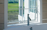 熱壊れ目フレームとのエネルギー効率が良いアルミニウムガラスWindows