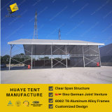 Tente préfabriquée extérieure d'entrepôt de tente de constructeur allemand de la Chine