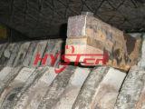 63HRC高いクロムの白い鉄のサトウキビのシュレッダーのハンマーの先端