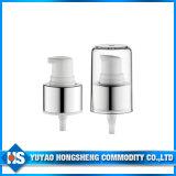 Crème de la pompe de 24 mm avec l'aluminium pour les cosmétiques et produits de soin