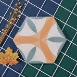 Novo padrão de flores de cimento de geometria Ladrilho Sextavada