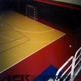 Vloer van uitstekende kwaliteit van het Basketbal van de Sporten van pvc de Plastic Bevloering Gebruikte