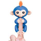 Nuevo juguete de alevines de juguetes para niños bebé mono dedo táctil electrónica inteligente de los dedos Spinner alcance creativo