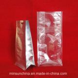 カスタム透過側面のGussetedナットのプラスチックパッキング袋