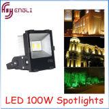 옥외 정원 또는 건물 빛을%s LED 옥수수 속 100W 스포트라이트