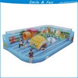 Aufblasbares Partei-Miete-Karikatur-Krake-Kleinkind-Yard-aufblasbarer Spielplatz Klki-002