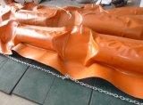 Óleo de borracha laranja lança, derramamento de óleo lança Containmen inflável de borracha