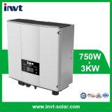 Invertitore solare legato griglia di monofase di serie 1.5kw/1500W del magnesio di Invt