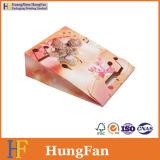 Logotipo personalizado el nudo de cinta de papel bolsa de regalo / Bolsa de compras / Paquete bolsa