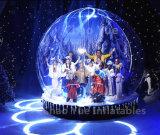 De nieuwe Opblaasbare Bol van de Sneeuw voor de Decoratie van Kerstmis (cyad-1460)