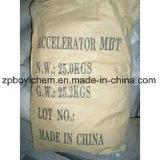 高品質のゴム製加速装置の2Mercaptobenzothiazole Mbt (m)