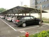 Het Aluminium Dubbele Carport van het Blad van het polycarbonaat voor de Garage van de Auto