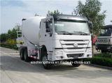 Caminhão quente 371HP do misturador concreto de Sinotruk HOWO 6X4 9cbm/10cbm da venda