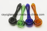 De kleurrijke Waterpijp van het Glas van de Hand