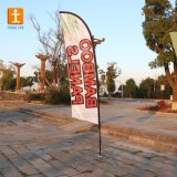 3.4m Outdoor Insurance Flying Flag BannerかFeather Flag Banner