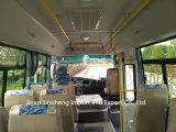 Bus di vendita caldo della città di lunghezza di Shaolin 20seats 6meters