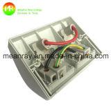 Industrial enchufe de zócalo con el interruptor 15A IP53 Passed SAA