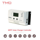 Carica solare delle batterie del comitato solare del regolatore 12V 24V della carica dell'affissione a cristalli liquidi di MPPT 15A