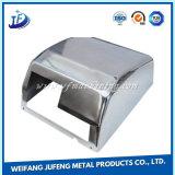 Contenitori di alluminio di lamiera sottile di precisione con la timbratura del processo