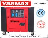 Yarmax 4.55kw 5.5kw Genset diesel ultra silenzioso con prezzo Ym7000t della fabbrica dell'OEM del Ce ISO9001 il migliore