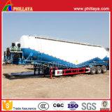 3 차축 v 모양 68 Cbm 대량 시멘트 트레일러