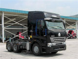 Camion del trattore di Sinotruk HOWO A7 con potenza di motore 420HP